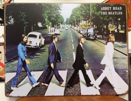 fém kép: Beatles