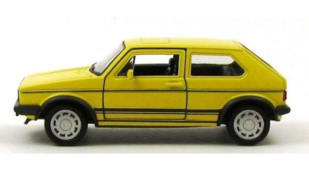Volkswagen golf /sárga/