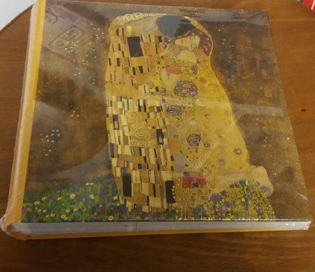 Fotóalbum Klimt képes