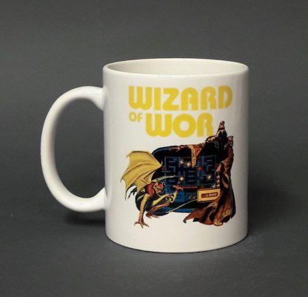 Wizard of wor (c64 játék) pohár