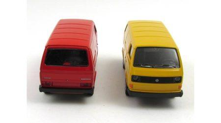Volkswagen bus /sárga/