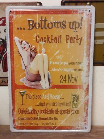 fém kép: Cocktail party