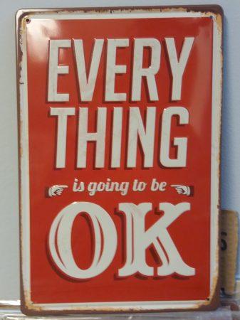 fém kép: Every thing...