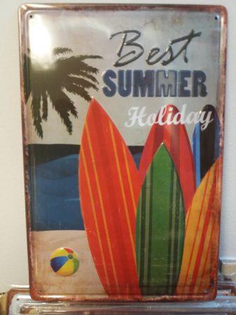 fém kép: Best summer...