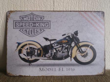 fém kép: motor speed king..1936