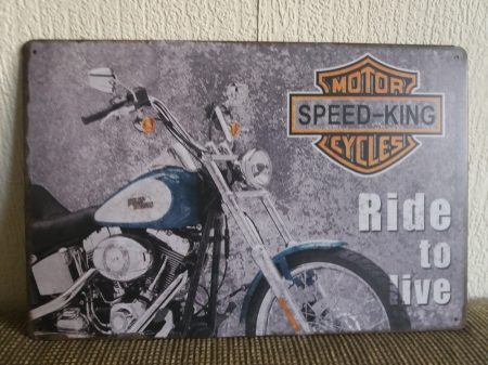 fém kép: motor speed king..