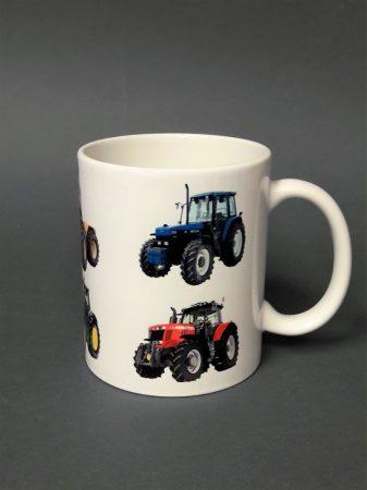 Traktoros pohár