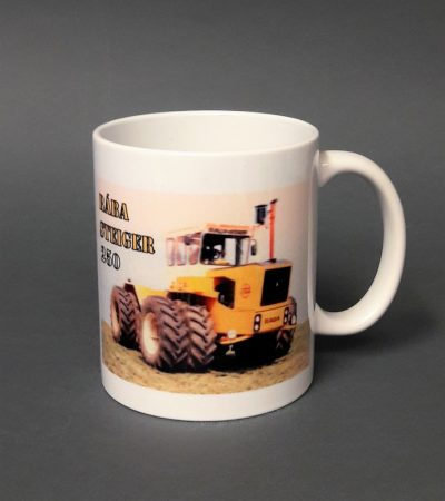 Traktor pohár