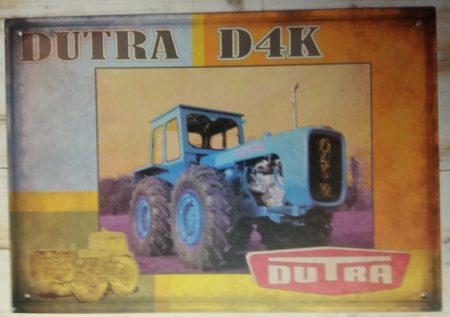 Dutra traktor kép