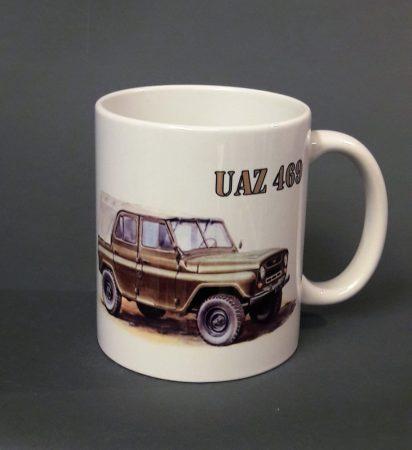 UAZ pohár