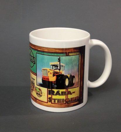 Rába Steiger traktor pohár