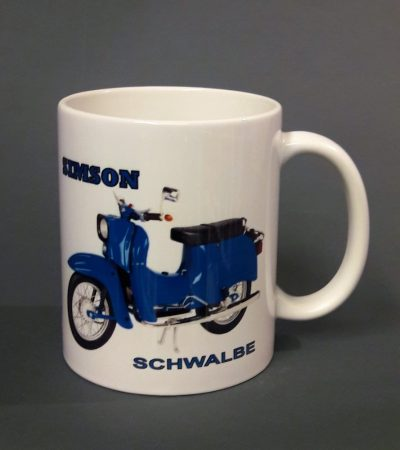 Simson motor pohár