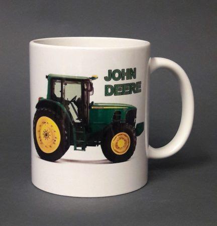 John deere traktor pohár