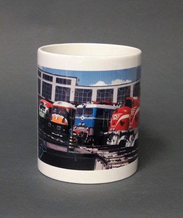 Vonatok pohár