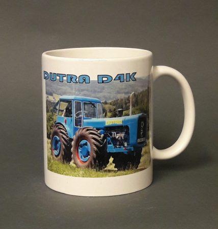 Dutra d4k traktor pohár