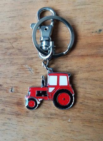 ETZ traktor kulcstartó