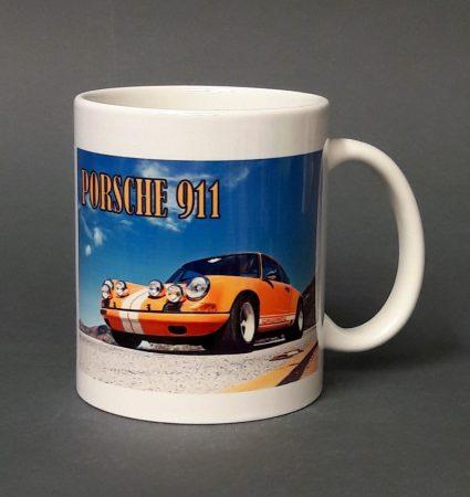Porsche pohár