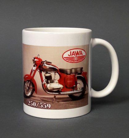 Jawa motor pohár