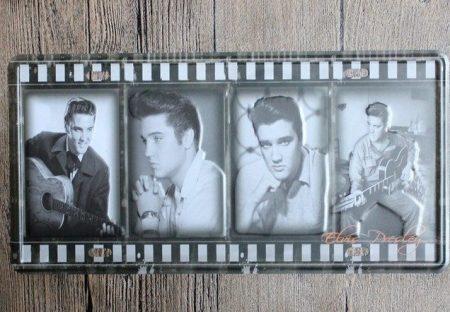 Fém kép Elvis