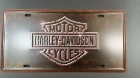 Fém kép : Harley-Davidson