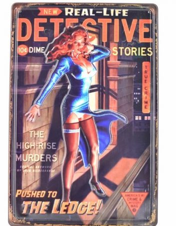 Fém kép: Detective