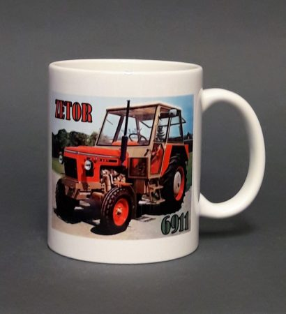 Zeror traktor pohár