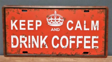 fém kép: drink coffee