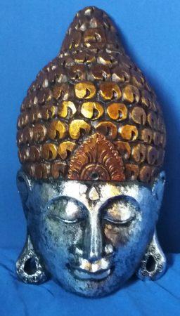 Fa Buddha fali dísz