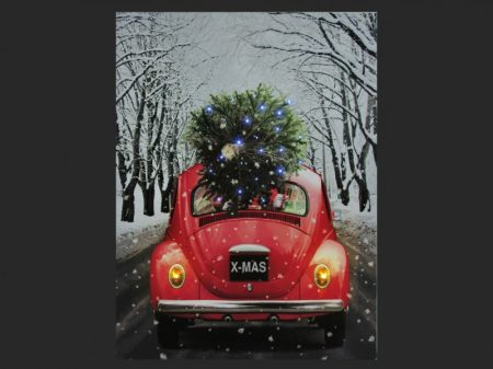 Volkswagen bogár világító kép