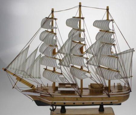 Hajó modell