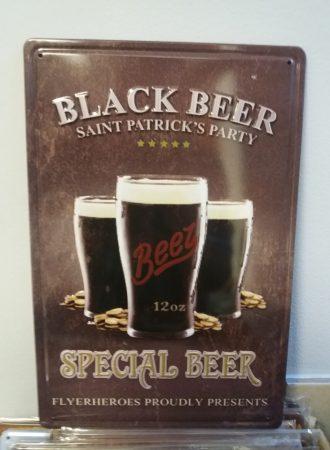 fém kép: black beer