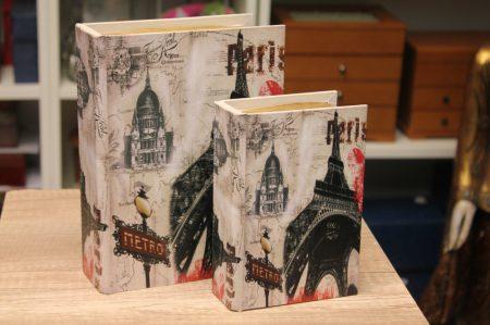 Könyvdoboz: Párizs
