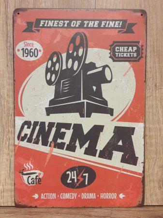Fém kép: Cinema