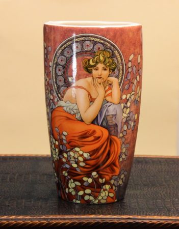 Mucha váza