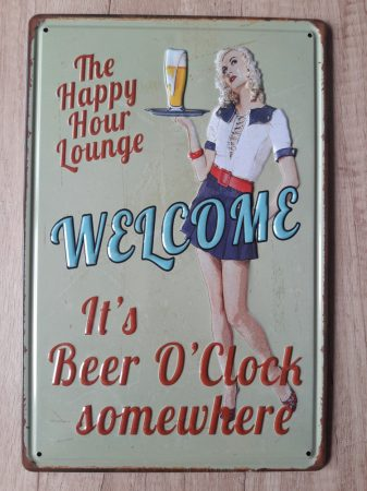 Welcome - It's beer o'clock somewhere