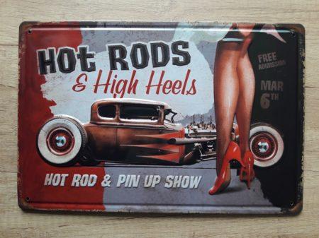 fém kép: Hot rods