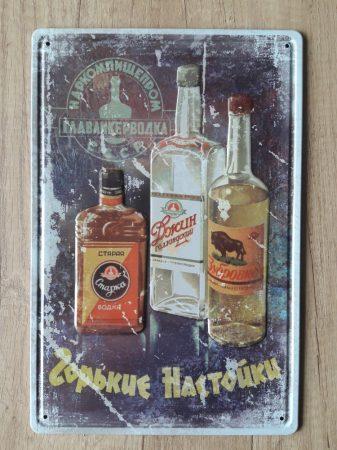 fém kép: Orosz vodka