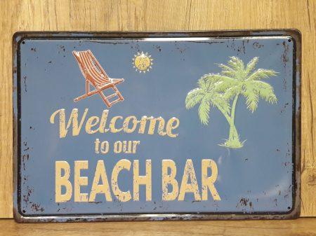 fém kép: Beach bar