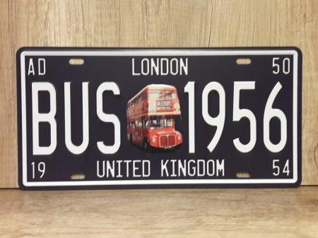 fém kép: bus London