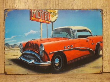 fém kép: route motel
