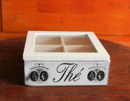 Teatartó doboz