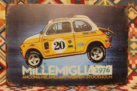 fém kép: Millemiglia 1976