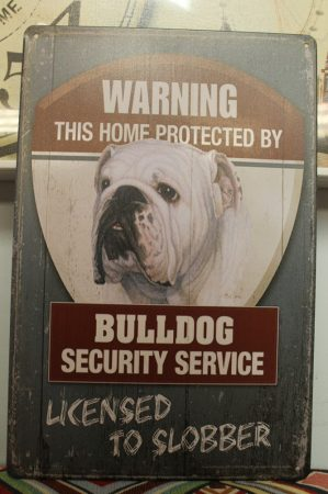 fém kép: Bulldog security service