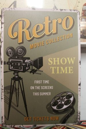 fém kép: Retro movie collection