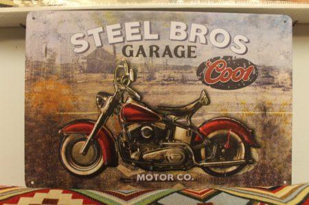 fém kép: Steel bros