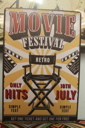fém kép: Movie festival