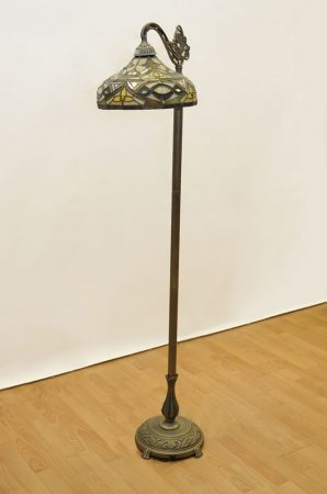 Álló tiffany lámpa