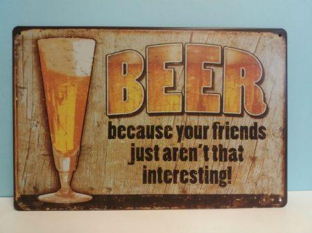 Fém kép /beer/