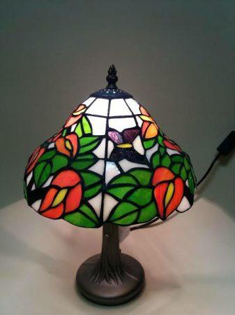 Tiffany lámpa 10