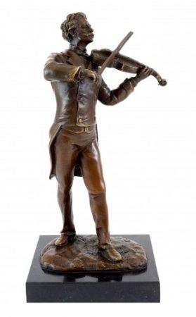 Johann Strauss bronz szobor